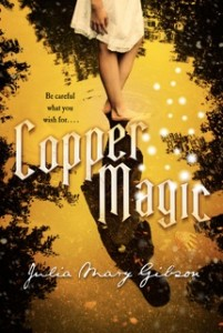 Copper Magic by Julia Gibson